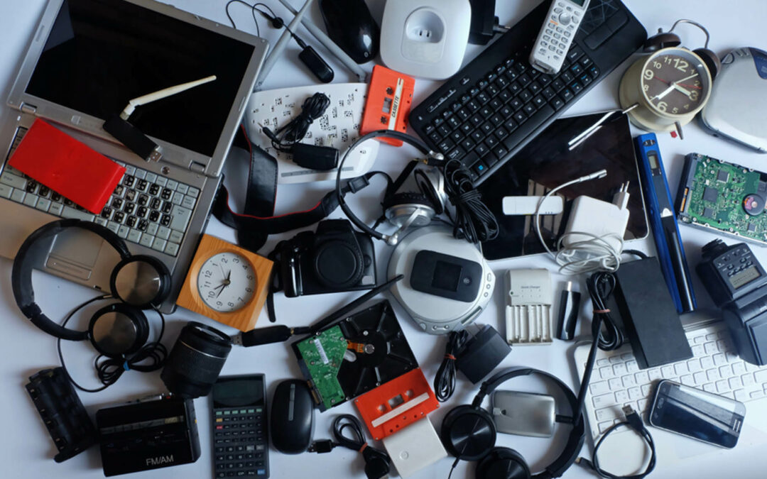 Electronics Recycling Day 2021